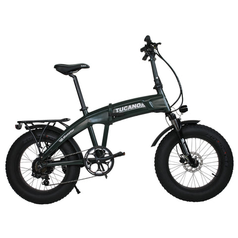 "Image of Tucano Monster 20"" HB Sport, 36V 14'5Ah, 250W, Bicicleta Eléctrica Plegable FAT"