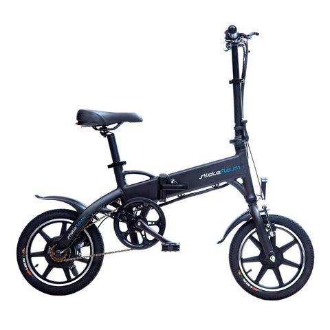 Image of Skateflash Folding E-Bike Compact Peso 14kg, 36V, 7,8Ah Bicicleta Urbana Plegable