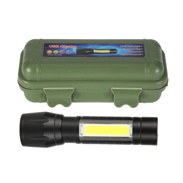 Mini laser led lampa 200m