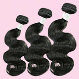 Malaysian Body Wave Bundle Deals