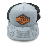 Yentna - Leather Logo Hat