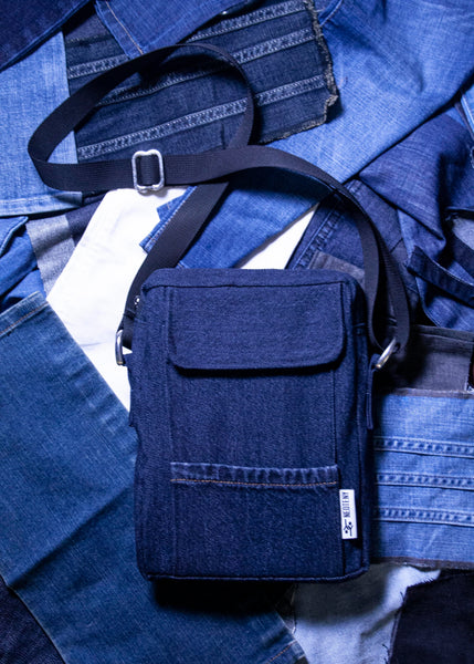 Selvedge Side Bag