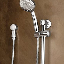 Moen 3868EP Eco-Performance Handheld Shower with 24-Inch Slide Bar and 69-Inch Hose, Chrome