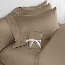 Elegant Comfort 3 Piece 1500 Thread Count Luxury Ultra Soft Egyptian Quality Coziest Duvet Cover Set, Full/Queen, Taupe