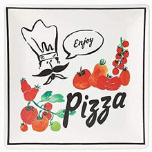 Kate Spade New York All In Good Taste Anyway You Slice It Pizza Square Tray