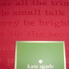 Table Runner - Kate Spade All the Trimmings Cranberry Red
