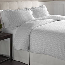 Pointehaven Flannel Oversized Duvet Set, Full/Queen, Fair Isle