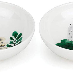 Lenox Kate Spade New York To Market Set of 2 Accent Bowls New in Box