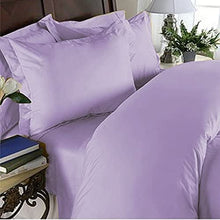 Elegant Comfort 3 Piece 1500 Thread Count Luxury Ultra Soft Egyptian Quality Coziest Duvet Cover Set, Full/Queen, Lilac, 13RW- DVT Q Lilac