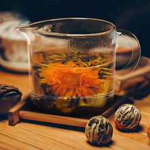Glass Teapot with Tea Infuser - Stovetop Safe Clear Glass Teapot with Removable Strainer - Perfect for Blooming Tea, Loose Leaf and Other Herbal Teas