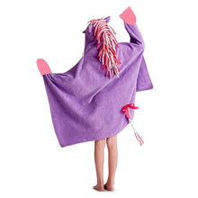 "FamFun Baby Toddler Towel Hooded Towel for Kids Beach Towel - Soft, Absorbent & Comforting Premium Bath Toddler Towels for Girls, Large 47"" x 27"" 