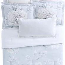 Christian Siriano Soft Floral Full/Queen 3 Piece Duvet Cover Set
