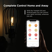 YEELIGHT Smart LED Bulb, Multi Color Rgb, Wi-Fi, Dimmable, 60W Equivalent, E26 110V, Smartphone Controlled, Compatible with Alexa