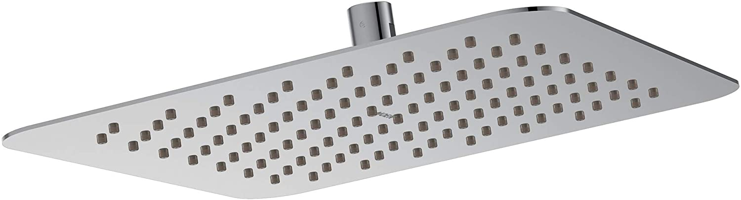 Moen S1004 Collection 12-Inch Razor Thin Rainshower Shower Head, Chrome