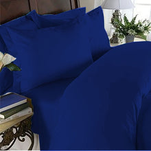 Elegant Comfort 13RW- DVT K Royal Blue 3 Piece 1500 Thread Count Luxury Ultra Soft Egyptian Quality Coziest Duvet Cover Set, King/California King, Bahama Royal Blue