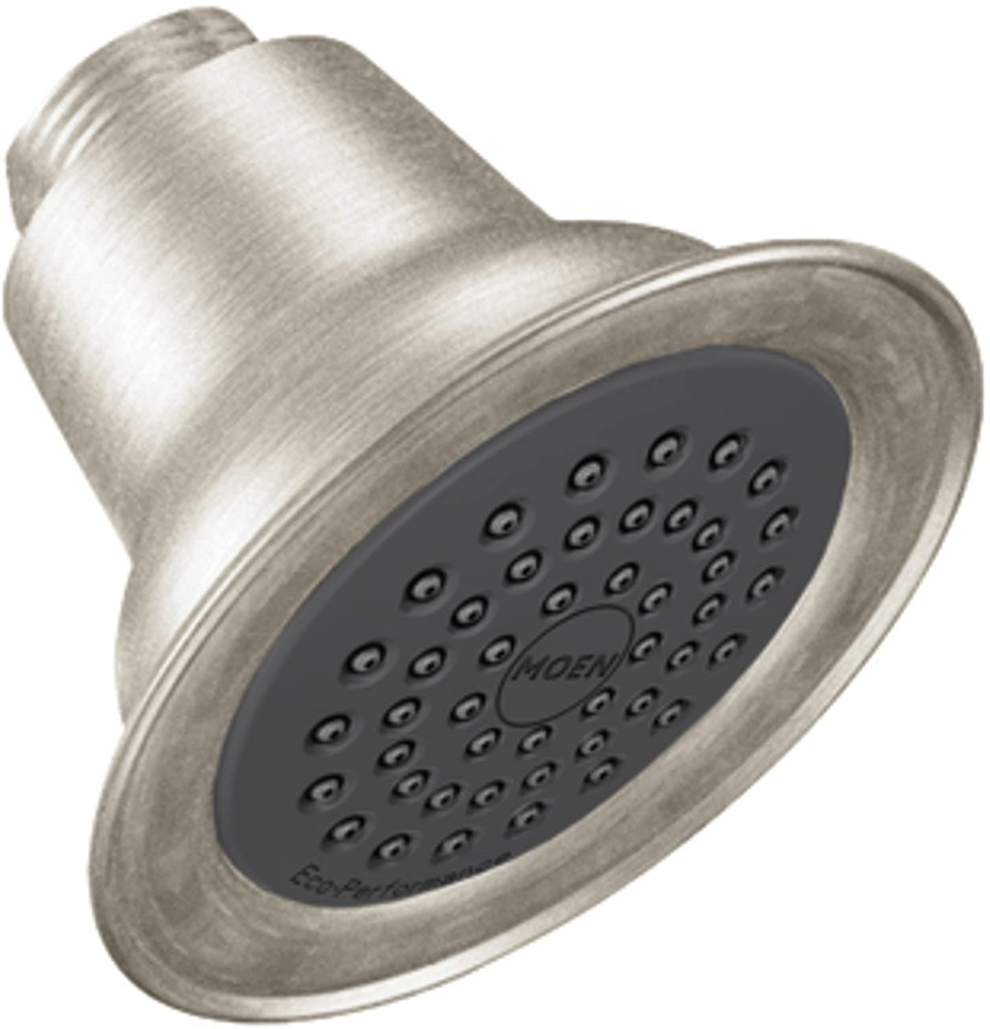 Moen 5263EP15CBN Commercial M-Dura Vandal-Resistant Eco-Performance Showerhead, 1.5-gpm, Classic Brushed Nickel