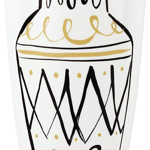 Kate Spade New York Daisy Place I'd Rather Be Vase