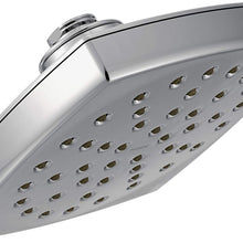 "Moen S6365BN Voss 6"" Single-Function Rainshower Showerhead with Immersion Technology at 2.5 GPM Flow Rate"