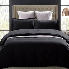 Word of Dream Brushed Microfiber Duvet Cover Set - Lightweight and Soft - Twin