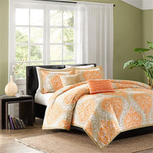 Intelligent Design ID12-418 Senna Duvet Cover Set, Twin/Twin XL