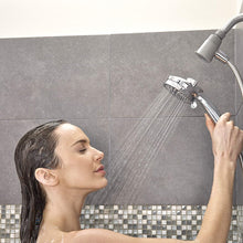 Moen 26100SRN Engage Magnetix 3.5-Inch Six-Function Handheld Showerhead with Magnetic Docking System