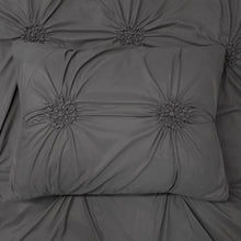 Sweet Home Collection 3 Piece Sensation Fancy Duvet Cover Set with Pillow Shams, King