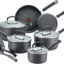 T-fal C836SD Ultimate Stainless Steel Copper Bottom 13 PC Cookware Set, Piece