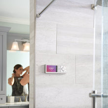 Moen TS3302TB U Shower Smart Home Connected Bathroom Controller, 2-Outlet Digital Wall Mounted