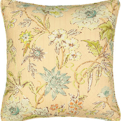 WAVERLY Cape Coral Embroidered Pillow