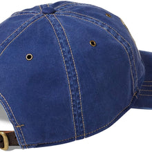 Polo Ralph Lauren Men`s Leather Strap Embroidered Chino Baseball Cap