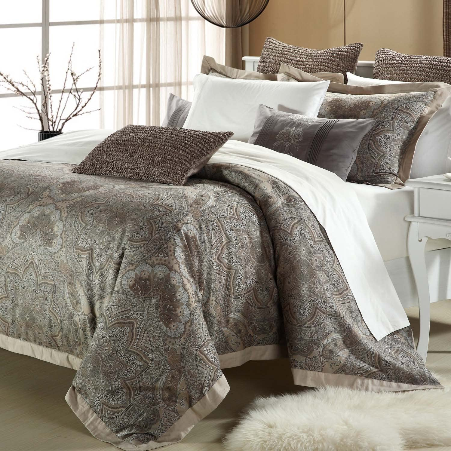Nygard Home Gabriel Duvet Cover Set, King