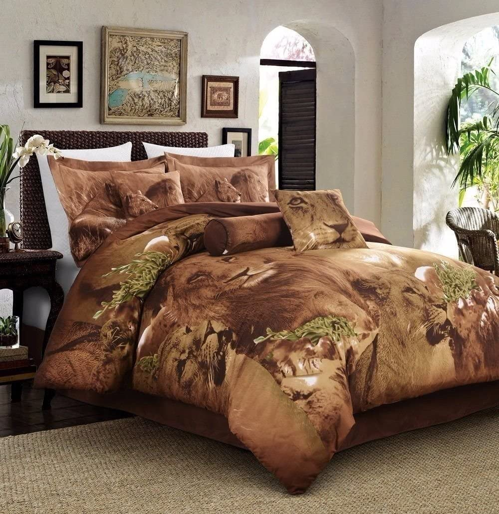 Cozy Beddings 5-Piece Duvet Set