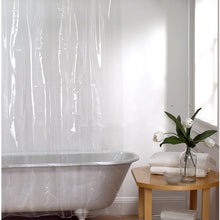 MAYTEX Super Heavyweight Premium 10 Gauge Shower Curtain Liner