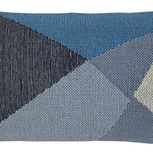 Amazon Brand – Rivet Modern Geometric Throw Pillow - 18 x 18 Inch