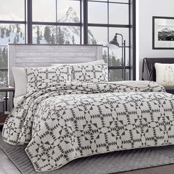 Eddie Bauer Home Arrowhead Quilt Set, King