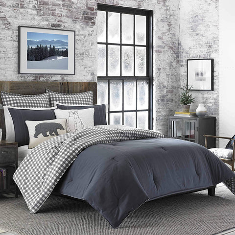 Eddie Bauer Home Kingston Comforter Set, King