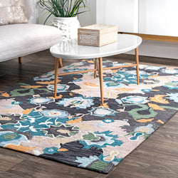 nuLOOM Felicity Hand Tufted Area Rug, 7' 6