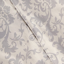Pinzon Paris Printed Egyptian Cotton Sateen Duvet Set - Full or Queen