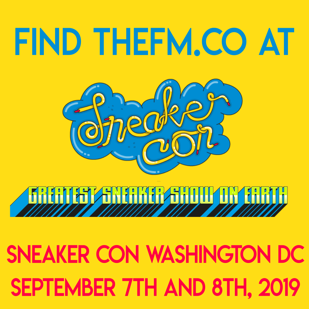 2019 SNEAKER CON | Washington, D.C.