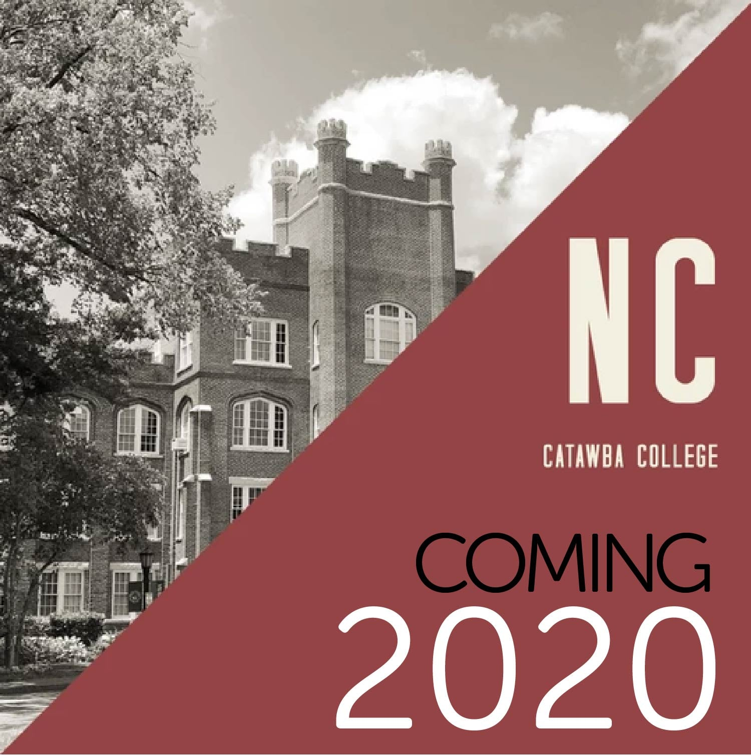 Catawba College | Coming 2020