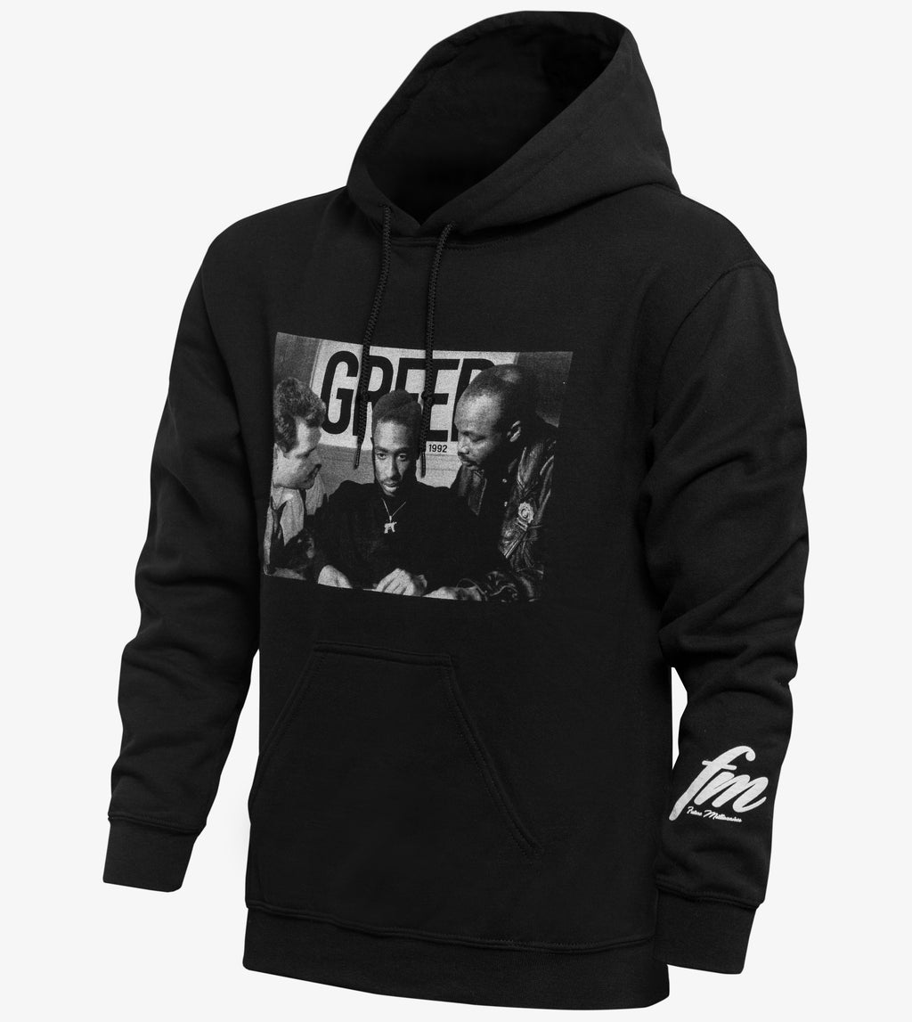 "Hot This Month |  Tupac ""Greed"" Hoodie"