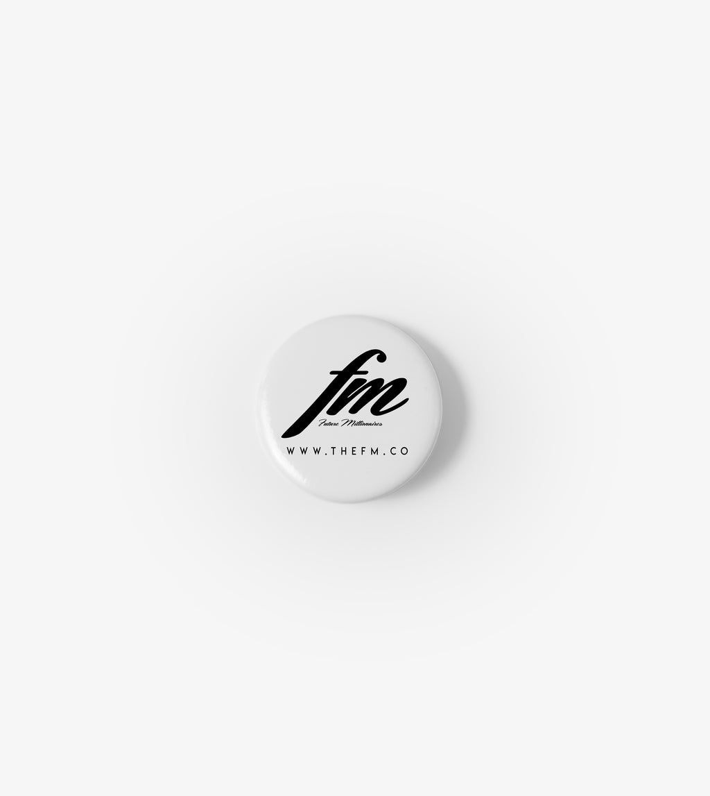 "thefm.co White- ""Pin"""
