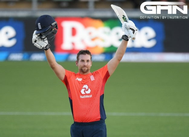 Dawid Malan Smashes England's Fastest IT20 Hundred