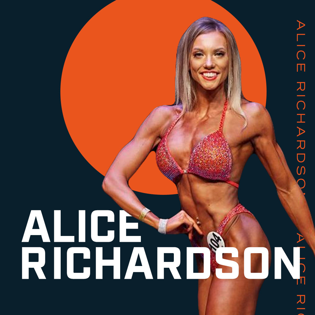 Alice Richardson Joins Team GHN