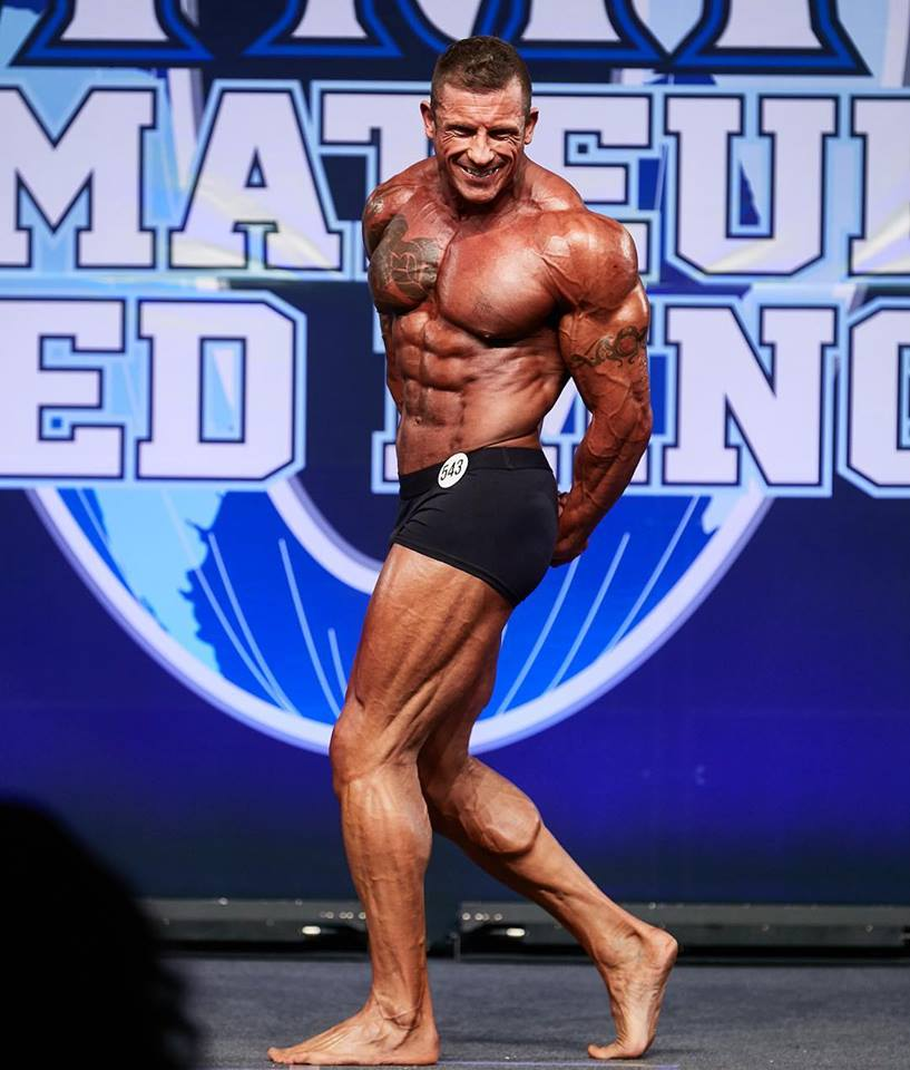 David Neaves Wins GH Nutrition Athlete Of The Year 2018