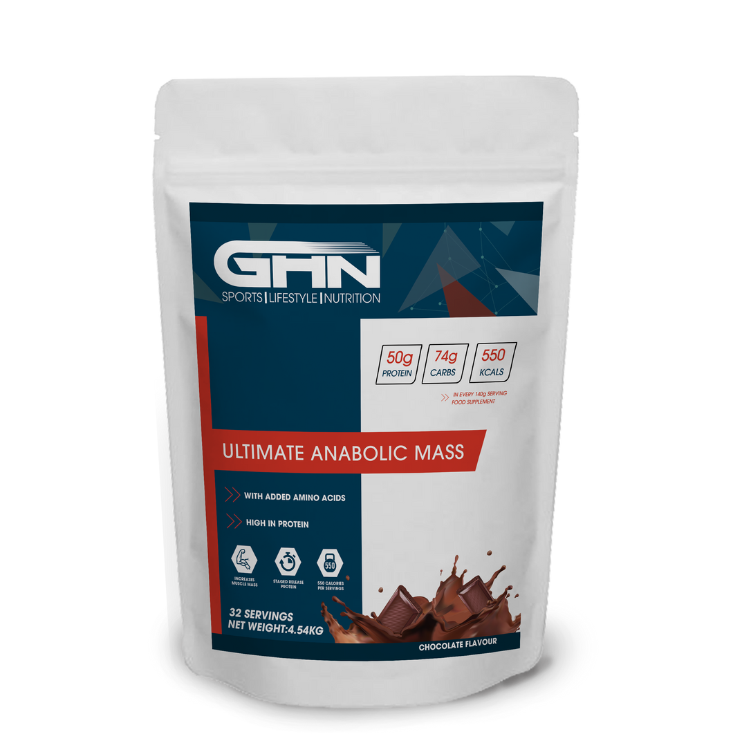 Ultimate Anabolic Mass - GH Nutrition