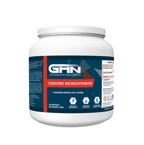 Creatine Monohydrate - GH Nutrition