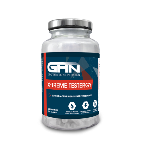 Xtreme Testergy Tablets - GH Nutrition