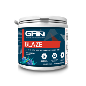 BLAZE Fat Burning Pre-Workout - GH Nutrition