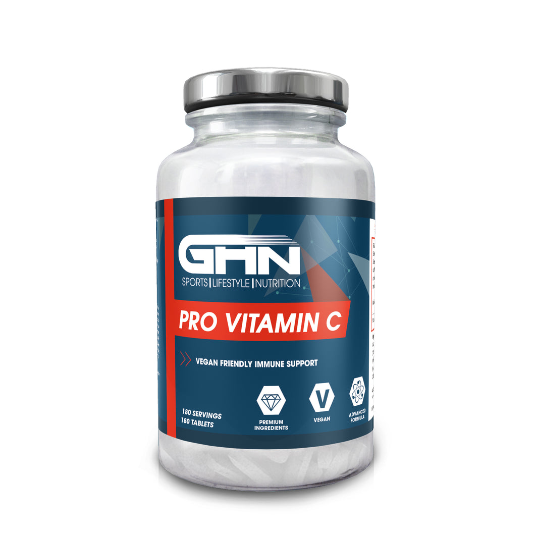 Pro Vitamin C Tablets - GH Nutrition